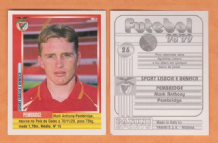 Benfica Mark Pembridge Wales